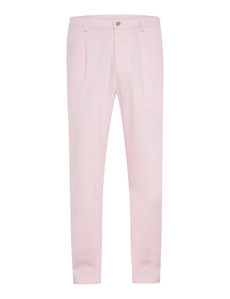 Marshmallow Linen Trousers