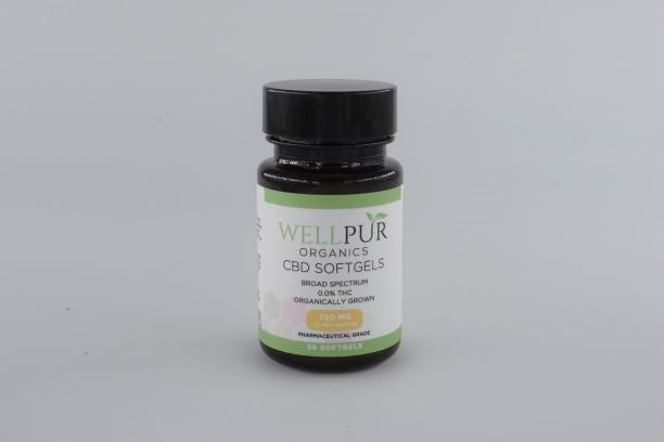 CBD Softgels 25 mg