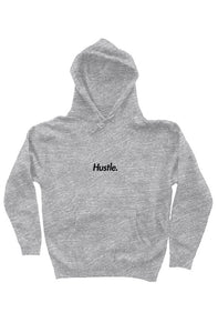 """ALPHA"" HUSTLE. PREMIUM HOODIE (GREY) - Hustle Culture 