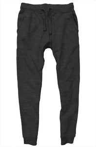 """ALPHA"" HUSTLE. PREMIUM JOGGERS (CHARCOAL GREY) - Hustle Culture 