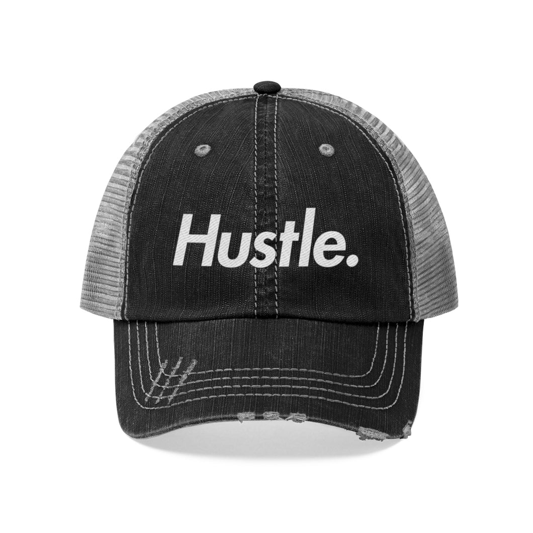 RUGGED HUSTLE. TRUCKER HAT - Hustle Culture | Official Store