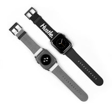 Load image into Gallery viewer, HUSTLE. WATCH BAND [ BLACK/GOLD ] - Hustle Culture | Official Store
