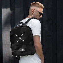 "Load image into Gallery viewer, ""BLACK DIAMONDS"" HUSTLE. BACKPACK - Hustle Culture 