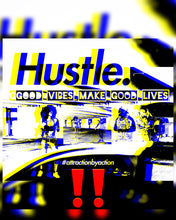 Load image into Gallery viewer, HUSTLE CULTURE CON TICKET [EXECUTIVE] - Hustle Culture | Official Store