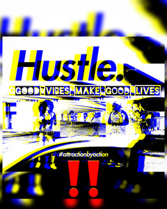 HUSTLE CULTURE CON TICKET [EXECUTIVE] - Hustle Culture | Official Store