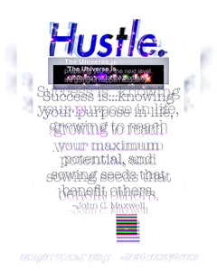 INTRO TO ATTRACTION BY ACTION [MANIFESTATION 1.0] - Hustle Culture | Official Store