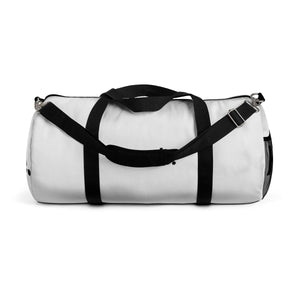 HUSTLE. DUFFLE [ WHITE ] - Hustle Culture | Official Store