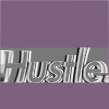 Load image into Gallery viewer, [ HUSTLE. ] MIDNIGHT PURPLE DUVET COVER - Hustle Culture | Official Store