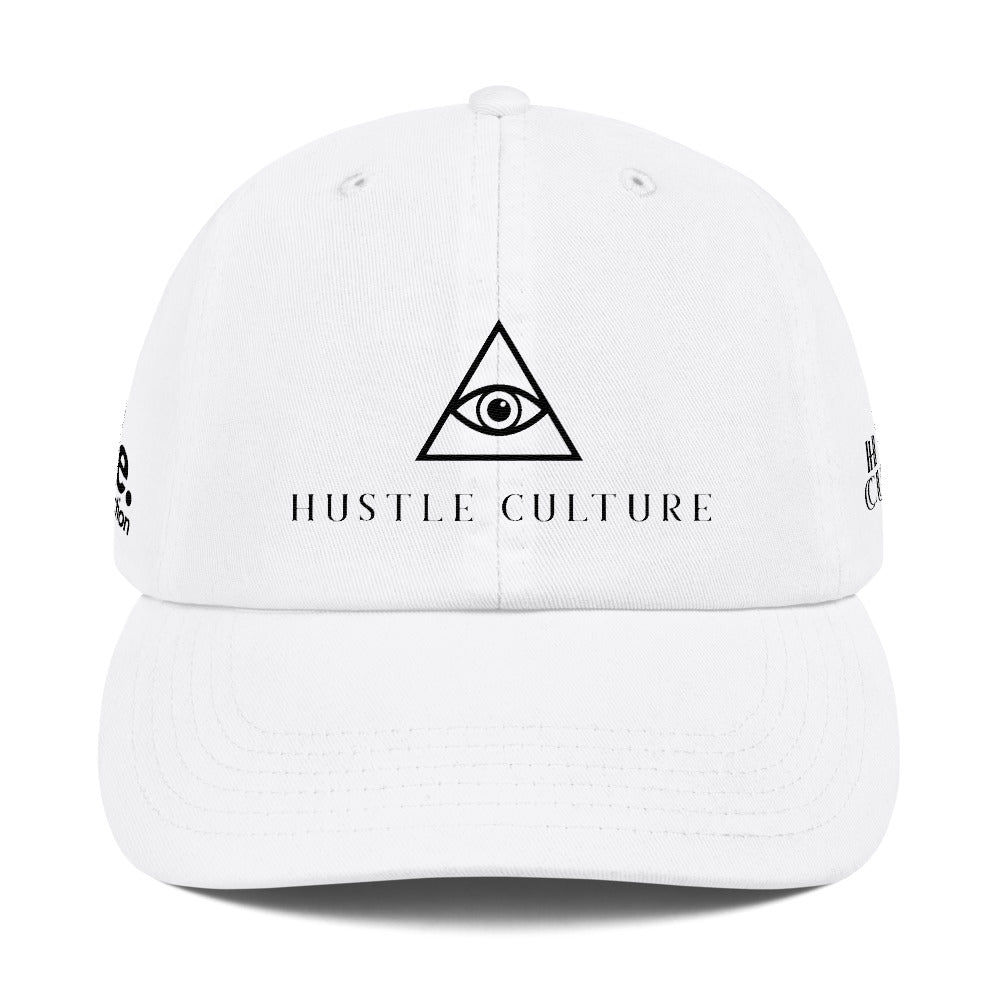 [ VISIONARY CHAMPIONxHUSTLE ] VIP CLASSIC CAP - Hustle Culture | Official Store