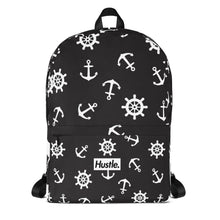 "Load image into Gallery viewer, ""BOAT DAY"" HUSTLE. BACKPACK - Hustle Culture 