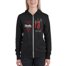 Load image into Gallery viewer, [ HC VISIONS ] MVP PREMIUM ZIP HOODIE - Hustle Culture | Official Store