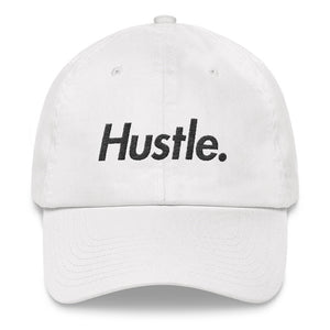 """ALPHA"" HUSTLE. DAD HAT - Hustle Culture 