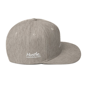 [ VISIONARY HUSTLE ] VIP CLASSIC SNAPBACK HAT - Hustle Culture | Official Store
