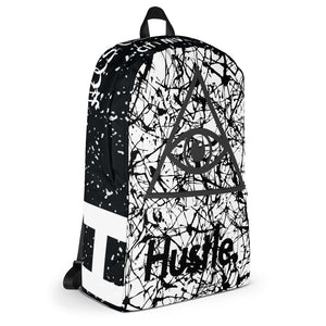 """CITY NEVER SLEEP"" HUSTLE. BACKPACK - Hustle Culture 
