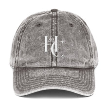Load image into Gallery viewer, [ HC VISIONS. ] PREMIUM FADED CITY CAP - Hustle Culture | Official Store