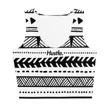 "Load image into Gallery viewer, ""AZTEC"" HUSTLE. CROP TOP - Hustle Culture 