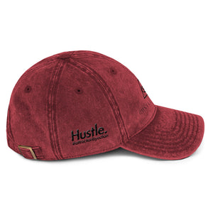 [ VISIONARY HUSTLE ] VIP CLASSIC VINTAGE CAP - Hustle Culture | Official Store
