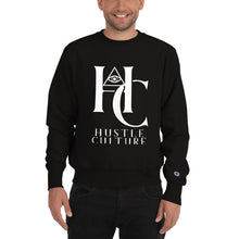 Load image into Gallery viewer, [ HC VISIONS ] STACKED CHAMPIONxHUSTLE CREWNECK - Hustle Culture | Official Store