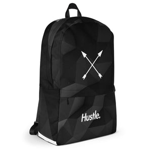 """BLACK DIAMONDS"" HUSTLE. BACKPACK - Hustle Culture 