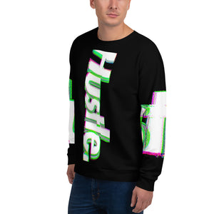 [ HUSTLE. ] 90s NOSTALGIA UNISEX CREWNECK 1.0 - Hustle Culture | Official Store