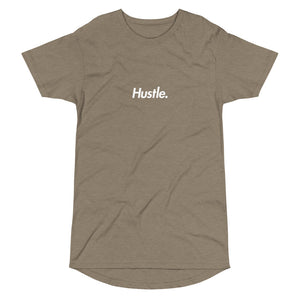 """LEGACY"" HUSTLE. LONG BODY URBAN T-SHIRT - Hustle Culture 