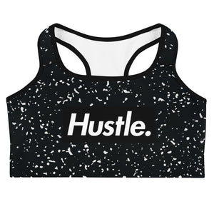 """SPACE JAM"" HUSTLE. SPORTS BRA - Hustle Culture 