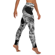 Load image into Gallery viewer, [ VISIONARY HUSTLE ] TRIBE YOGA LEGGINGS - Hustle Culture | Official Store