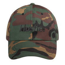 "Load image into Gallery viewer, ""ALPHA"" HUSTLE. DAD HAT - Hustle Culture 