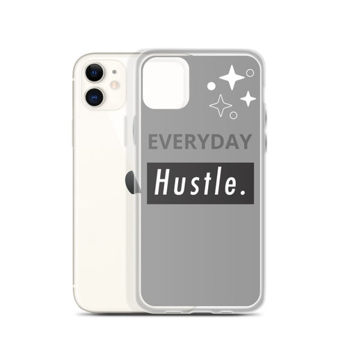 0009. Hustle.® 'EVERYDAY HUSTLE.' iPhone CASE