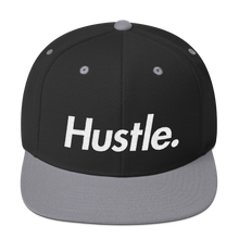 "Load image into Gallery viewer, ""HUSTLE. BIG"" SNAPBACK - Hustle Culture 