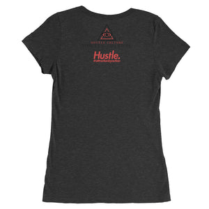 [ HC VISIONS ] MVP PREMIUM LADY CUT T-SHIRT - Hustle Culture | Official Store