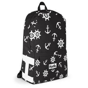 """BOAT DAY"" HUSTLE. BACKPACK - Hustle Culture 