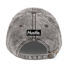 "Load image into Gallery viewer, [ HUSTLE. ] ""MIDNIGHT OIL"" VINTAGE DAD HAT - Hustle Culture 