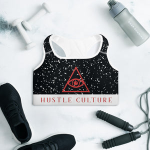 [ VISIONARY HUSTLE ] SPACE JAM SPORTS BRA - Hustle Culture | Official Store