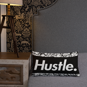 """CITY STEEZ"" ACCENT PILLOW - Hustle Culture 