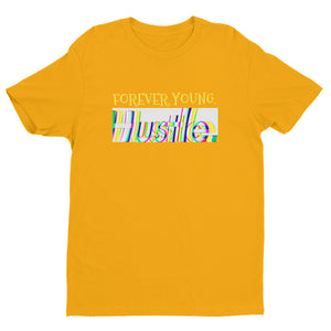 """FOREVER YOUNG."" LEGACY FITTED T - Hustle Culture 