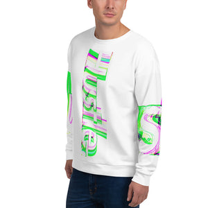 [ HUSTLE. ] 90s NOSTALGIA UNISEX CREWNECK 2.0 - Hustle Culture | Official Store