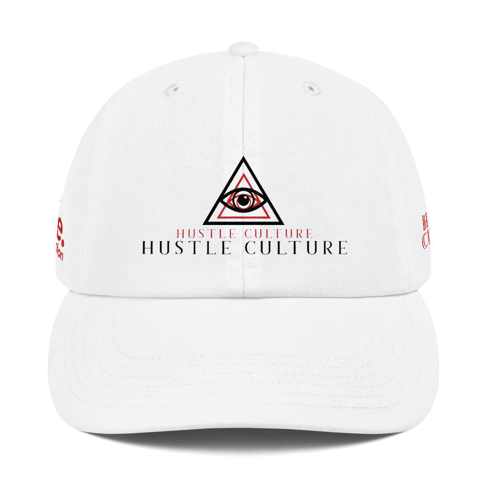 [ VISIONARY CHAMPIONxHUSTLE ] VIP CLASSIC CAP TRIPPY - Hustle Culture | Official Store
