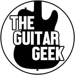 Andy Ferris the guitar Geek - Logo