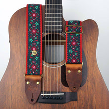 Load image into Gallery viewer, Woven guitar strap - Resi