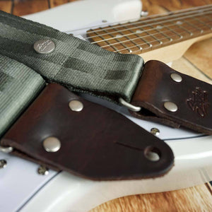 Gitarrengurt schlamm grün - Cruiser Mud Green