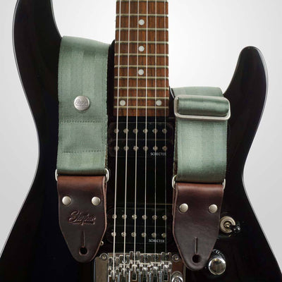 Seatbelt Gitarrengurt Cruiser Taupe