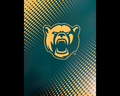Baylor University Pocket Folder
