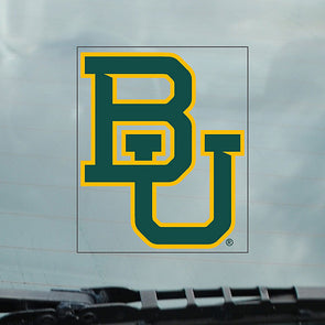 Baylor University CDI Cling Decal