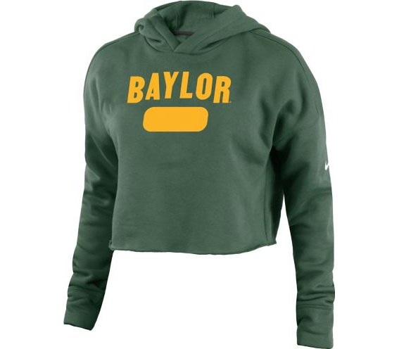 Baylor University Women's 1/4 Zip Fleece Pullover Sweatshirt