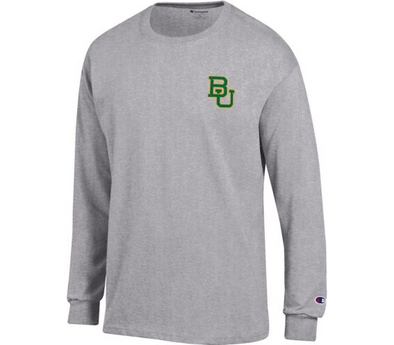 Baylor University Women's Dri-Fit Crop Short Sleeve T-Shirt
