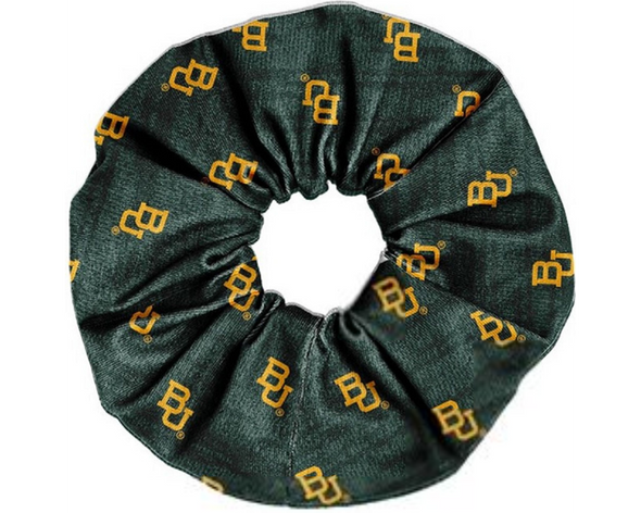 Baylor University Women's Spirit Scrunchie