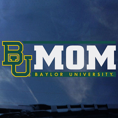 Copy of Baylor University Mom CDI Decal