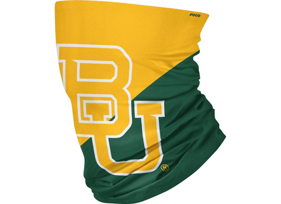 Baylor University Color Block Neck Gaiter
