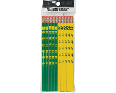 Baylor University #2 Pencil - 10 Count